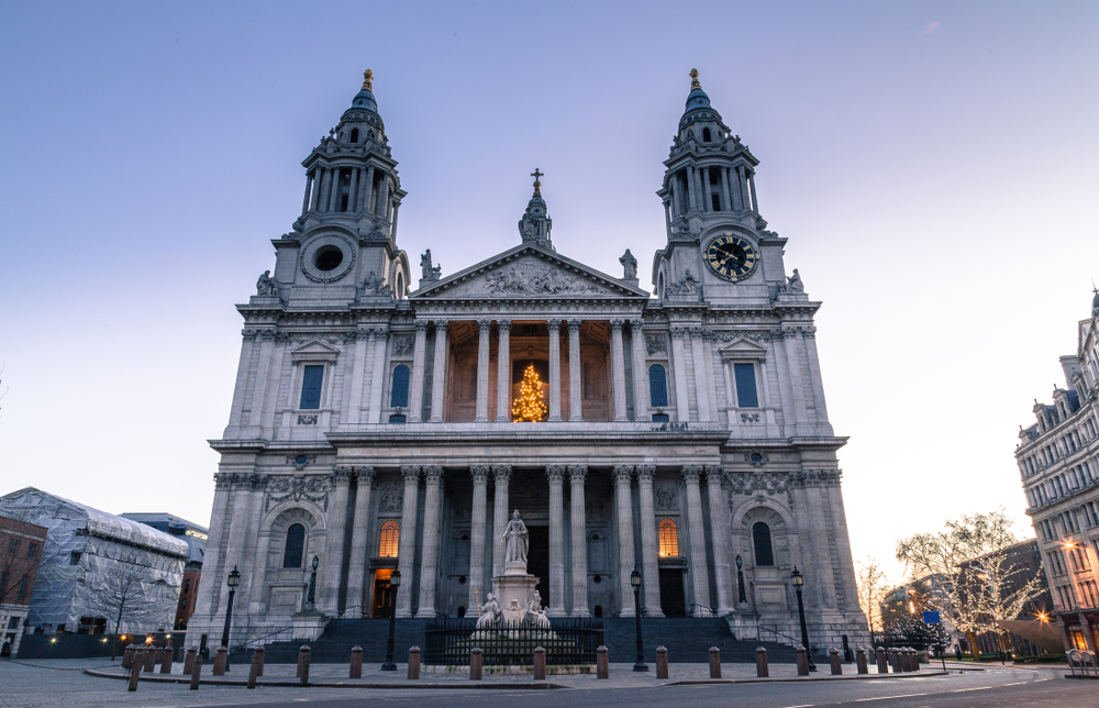 st.paul's cathedral london