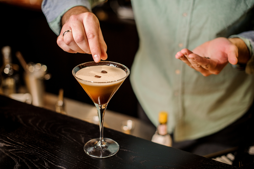 espresso martini london drinks