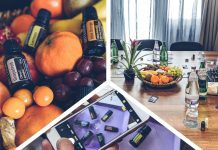 Essential Oils at The Chilworth Hotel London
