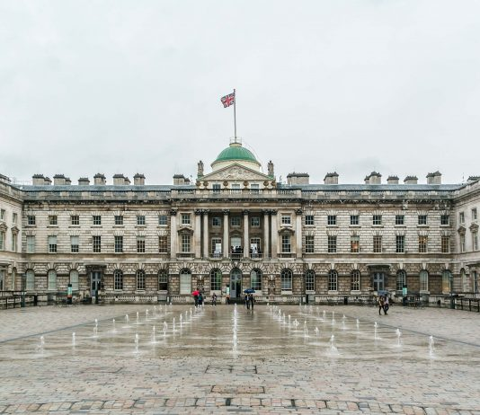 Somerset House London - The major art and culture center in London