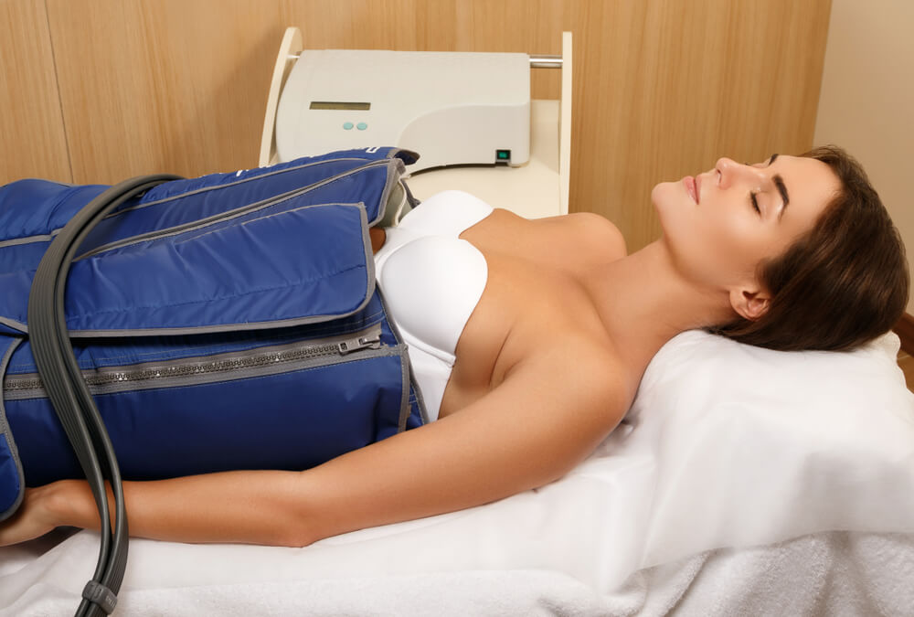 automatic lymphatic drainage