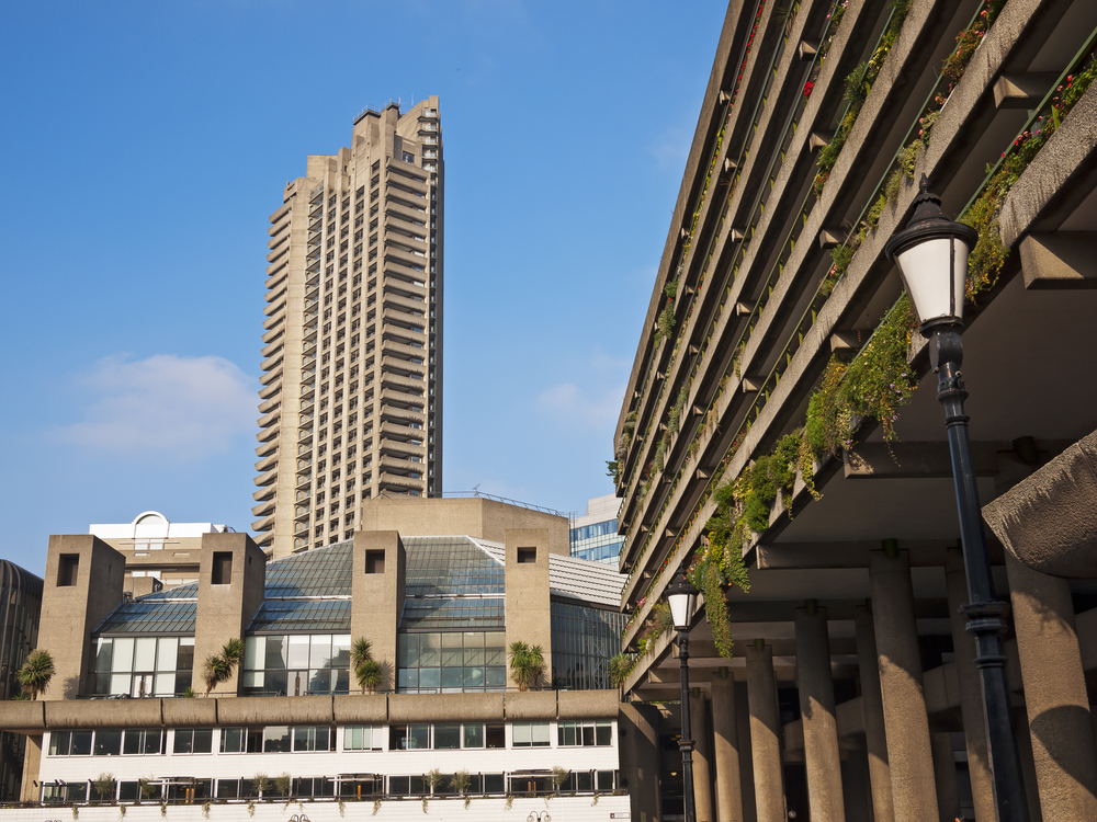 Barbican art gallery