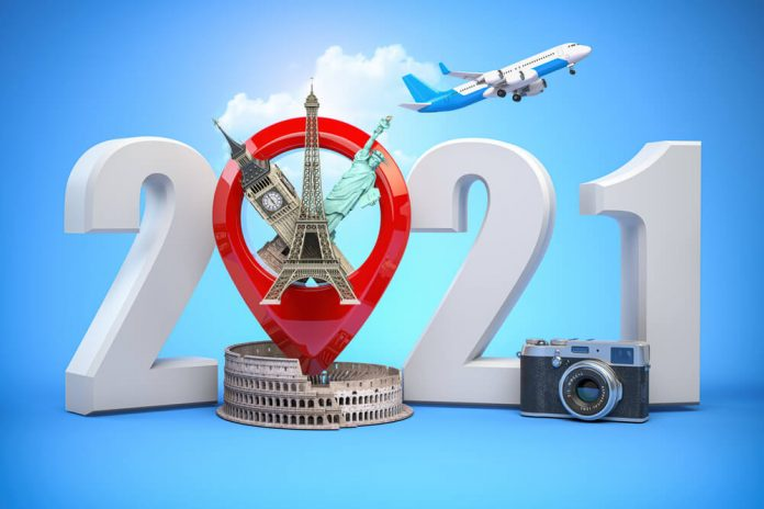 Booking A Holiday In 2021