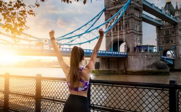Healthy London Activities For 2021