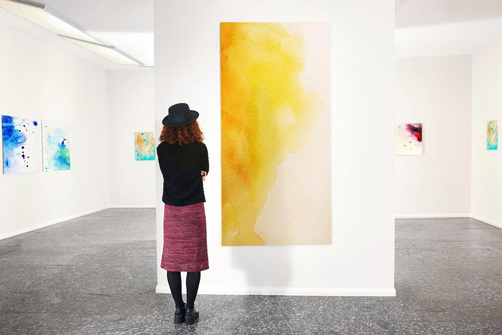 Autumn Art Exhibitions Gallery